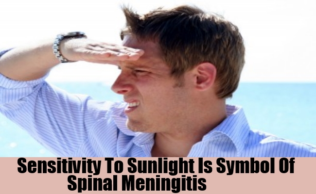 Sensitivity To Sunlight