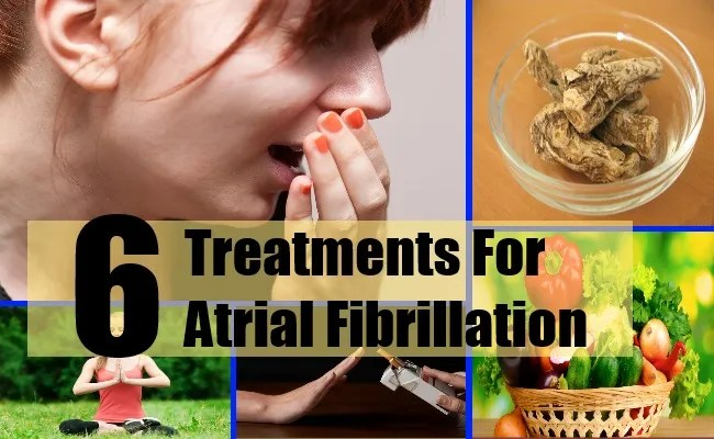Treatments For Atrial Fibrillation