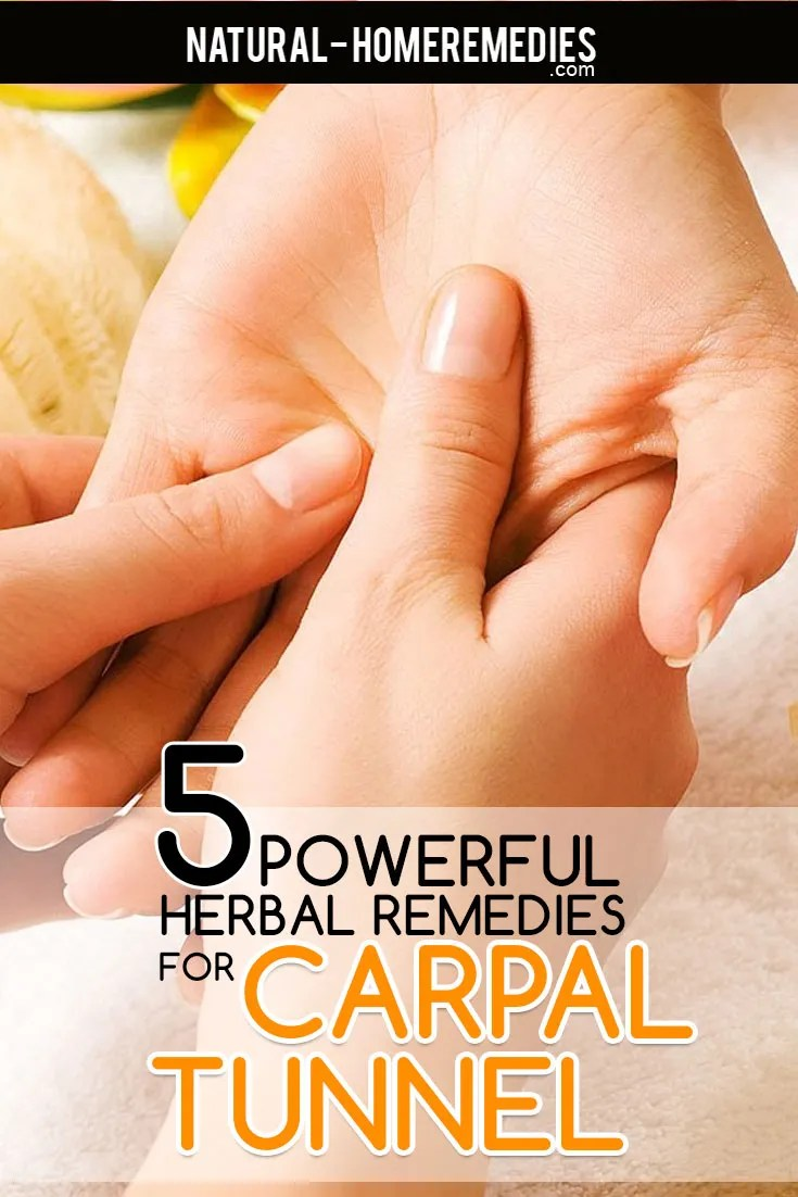 5-powerful-herbal-remedies-for-carpal-tunnel