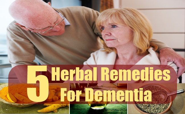Herbal Remedies For Dementia