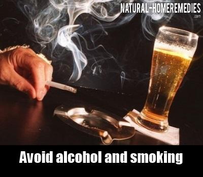 Alcohol and Smoking