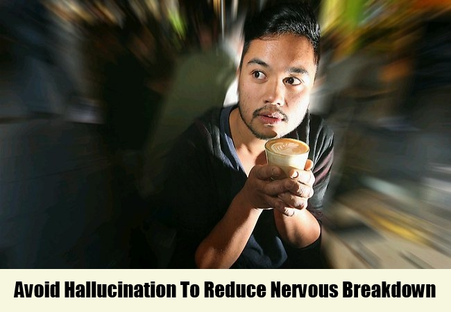Having Hallucination