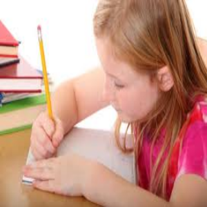 Spelling problems and writing problems