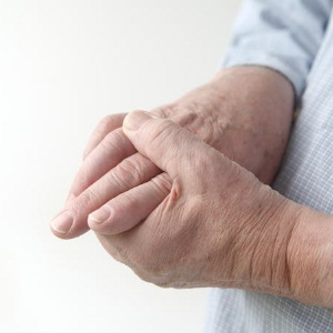 Stiffness in the fingers