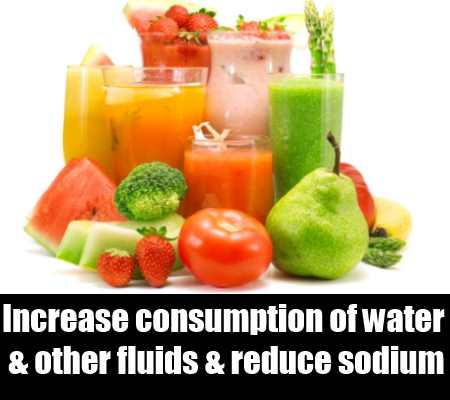 Diet and Fluids