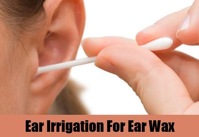 Ear Irrigation