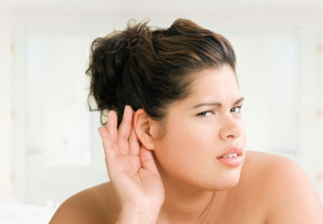 Hearing Is Muffled Or Loss Of Hearing