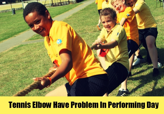 Problem In Performing Day