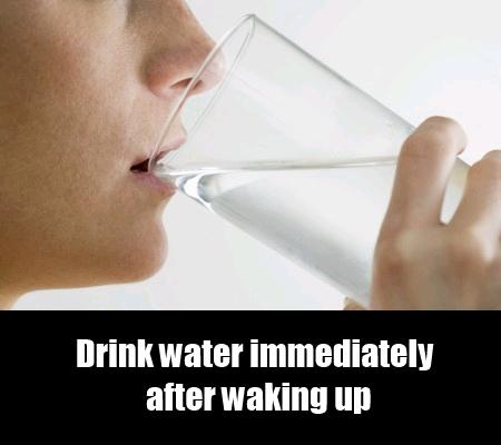Water And Sleep