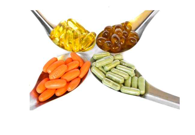 Multivitamins With High Iron Content
