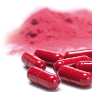 vitamins with cranberry powder