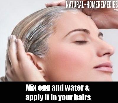 Egg Hair Masque