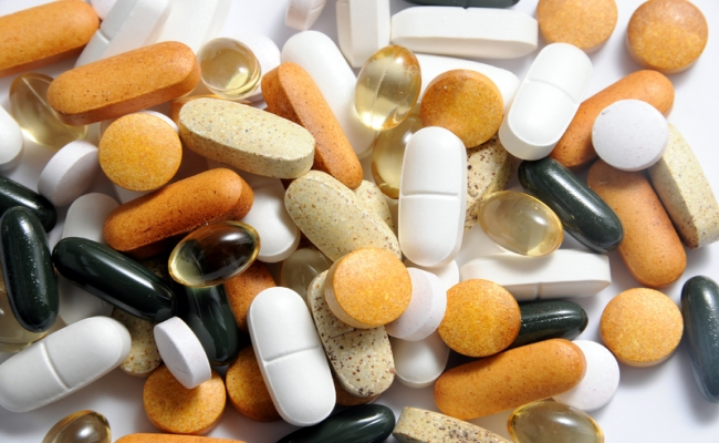 Supplements Fortified With Vitamin C