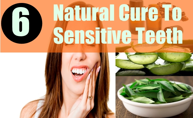 Natural Cure To Sensitive Teeth