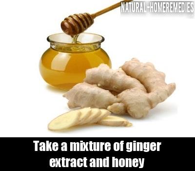 ginger and honey