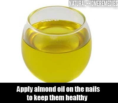 almond oil
