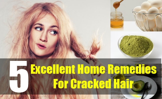 5 Excellent Home Remedies For Cracked Hairq