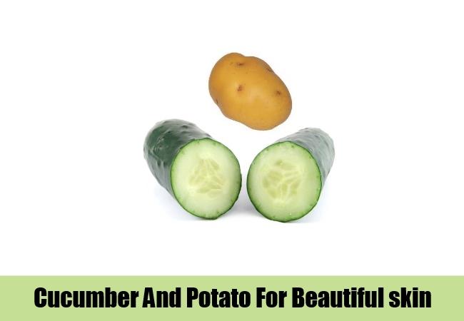 Cucumber And Potato
