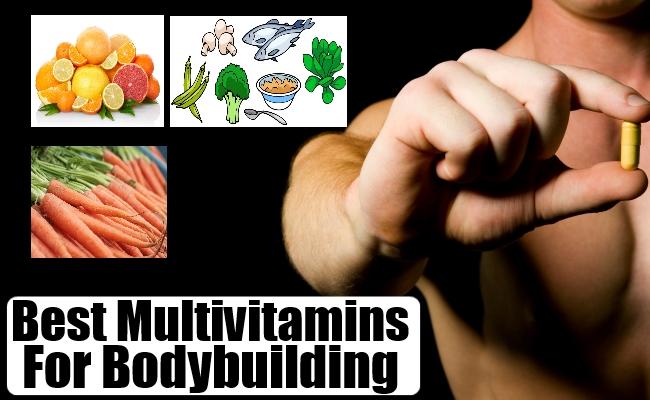Multivitamins For Bodybuilding