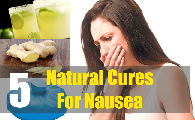 Natural Cures For Nausea