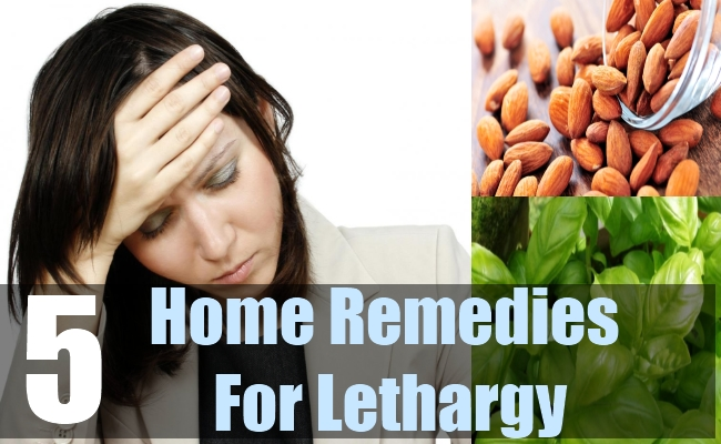 5 Home Remedies For Lethargy