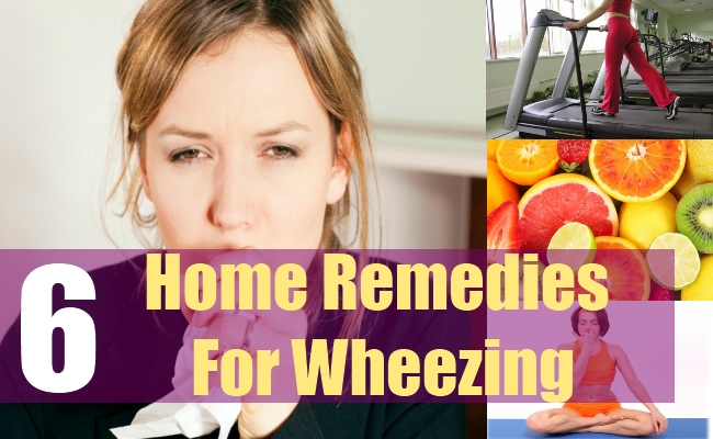 6 Home Remedies For Wheezing