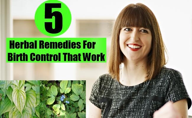 Birth Control That Work