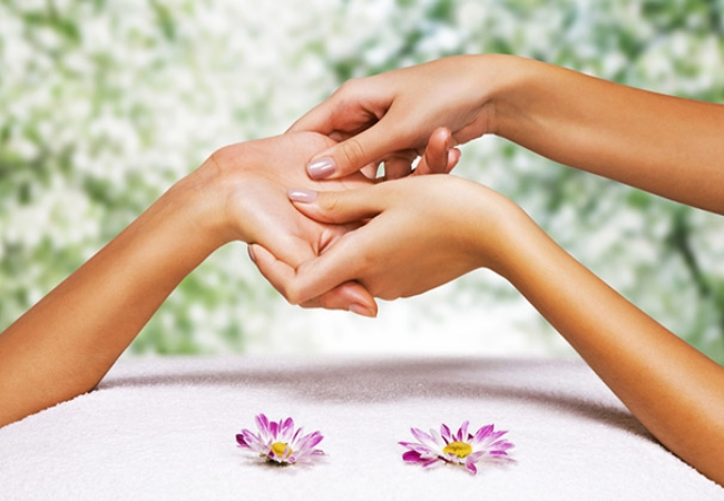Hoy Oil Massage