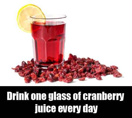 Juice Of Cranberry