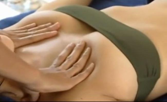 Massage The Breast
