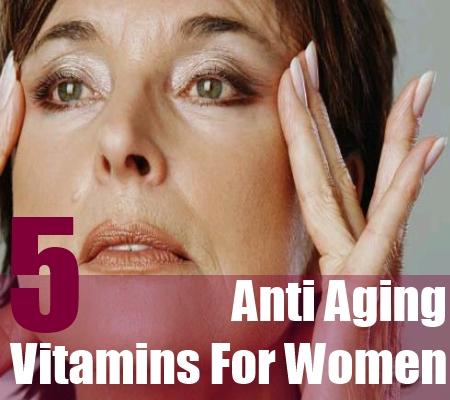 Anti Aging Vitamins