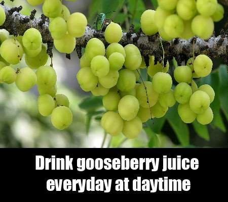 Gooseberry Juice And Paste