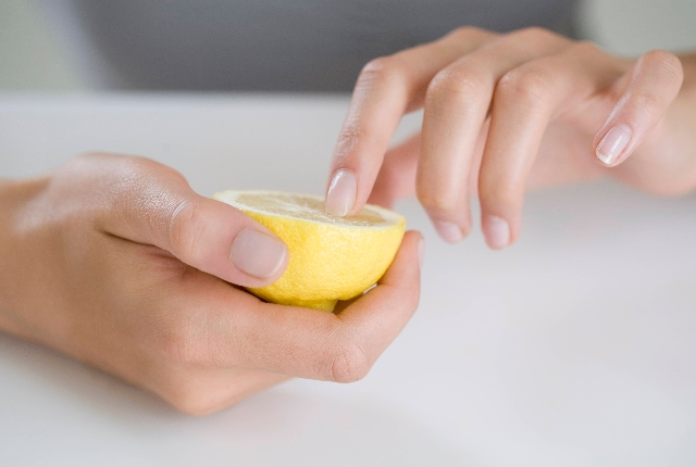 Tangy Lemon For Thicker Arches