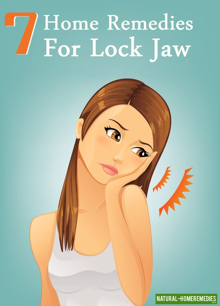 Home Remedies For Lock Jaw