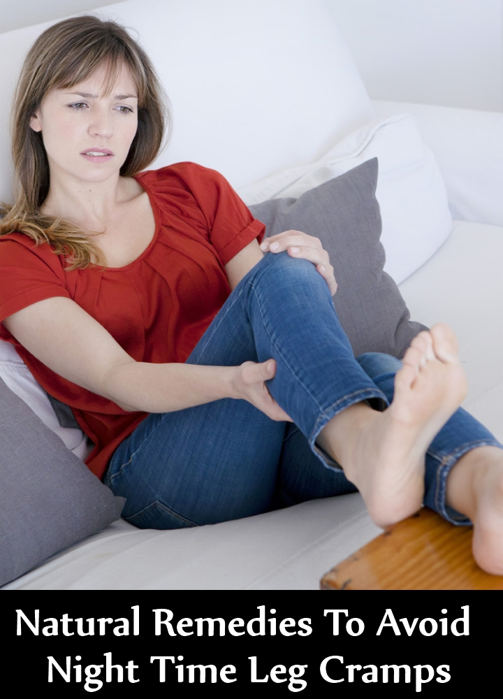 Natural Remedies To Avoid Night Time Leg Cramps