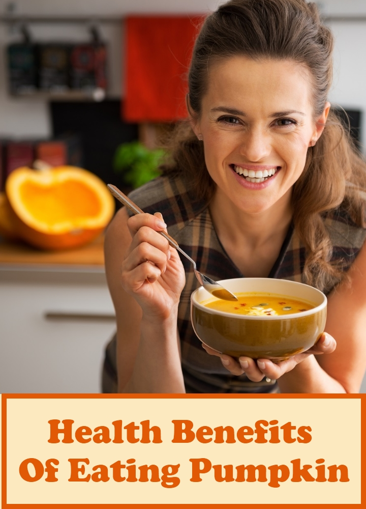 Health Benefits Of Eating Pumpkin