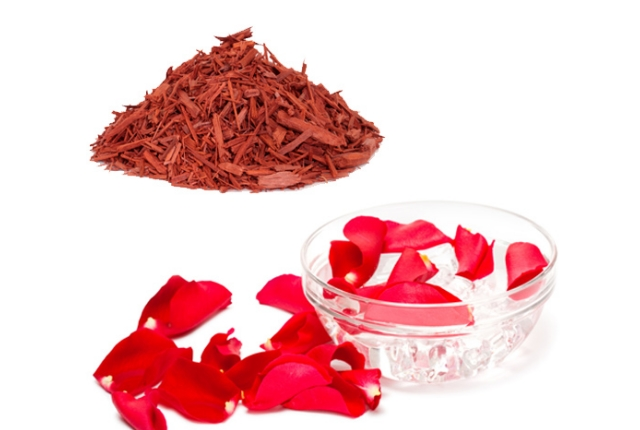 Red Sandalwood Rose Water Face Pack