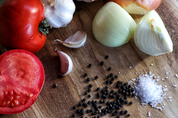 Tomaten-Kombucha-Dip – der Dip für alle Gelegenheiten