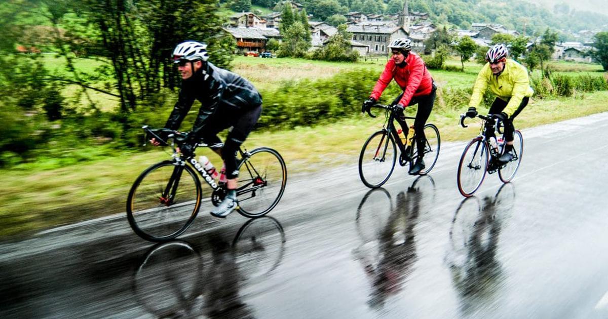 ciclismo bruciando grasso non muscolare