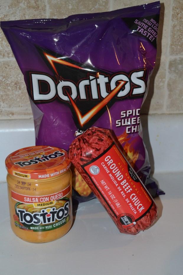 """Doritos"" ""Quick Snack"" ""Game Time"" ""Naturalbabydol"" ""Nachos"" Doritos Quick Snack"""