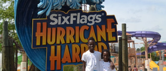 Hurricane Harbor Water Park Opens at Six Flags Over Georgia