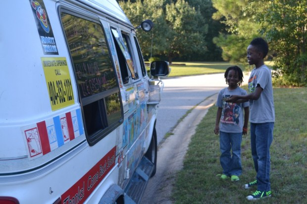 Ice Cream, Kids