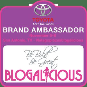 Toyota Brand Ambassador
