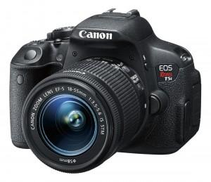 Best Buy Canon EOS Rebel T5i