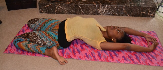 Yoga Diary: March Day 2