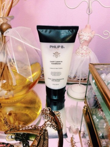 Philip B. Lovin' Leave in Conditioner