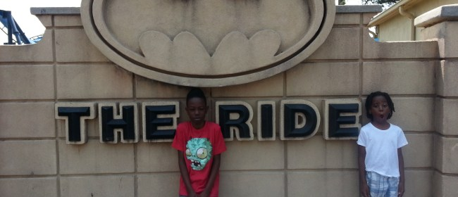 Six Flags Over Georgia Presents Batman: The Ride & New Additions To Gotham City