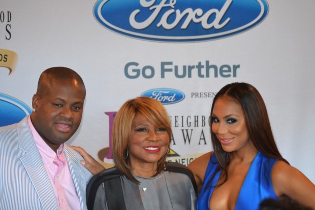 Tamar Braxton, Ford Neighborhood Awards