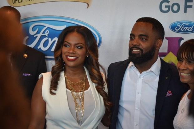 Kandi Burruss, Ford Neighborhood Awards