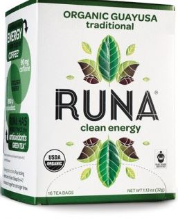 """Bulu Box"" ""Runa"" ""Guayusa tea"" ""Fit Approach"""